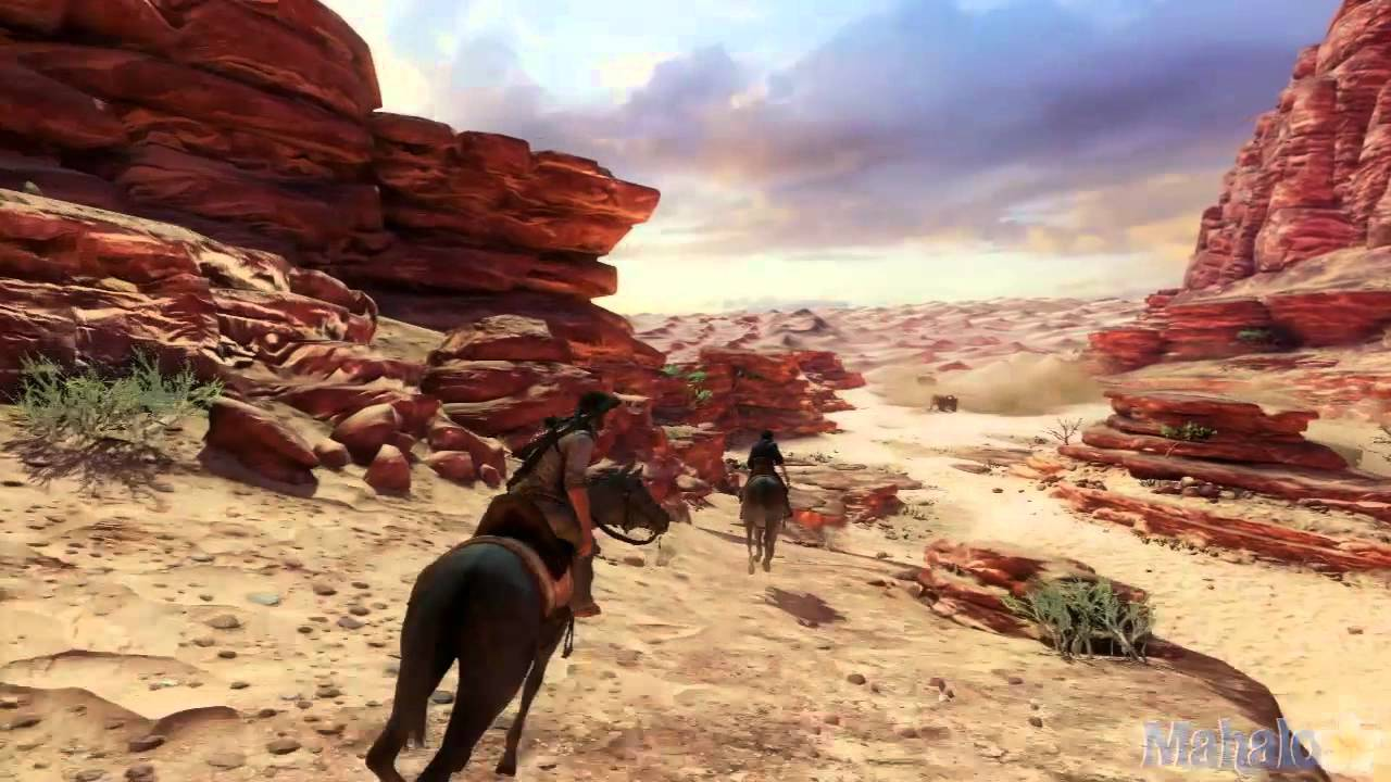 Uncharted 3 Walkthrough - Chapter 20: Caravan - YouTube