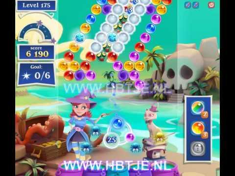 Bubble Witch Saga 2 level 175