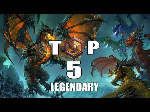 5 Legendary DRAGONS Yet To Be Added To Hearthstone (Warcraft Lore)