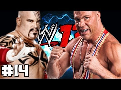 WWE 13 - Universe Mode - Episode 14 (Raw & Smackdown) (HD) (Gameplay)