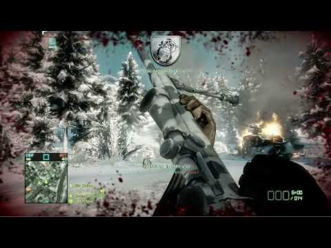Gameplay Battlefield: Bad Company 2 BETA