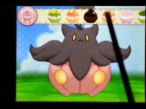 Pokémon Amie 710 Pumpkaboo