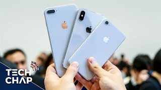 Why You SHOULDN'T Buy the iPhone 8 | The Tech Chap