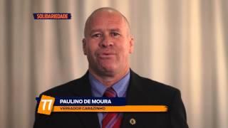 Programa de Televisão – Paulino de Moura