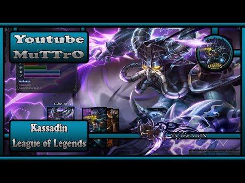 League of Legends - Kassadin - Mid