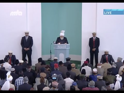 Sindhi Translation: Friday Sermon 21st March 2014 - Islam Ahmadiyya