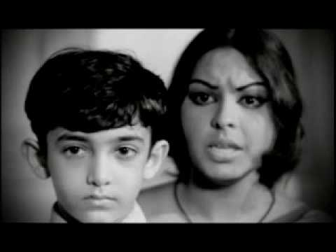 Aamir Khan's childhood days - YouTube