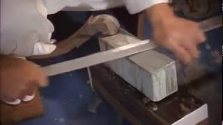 Samurai Swordmaking