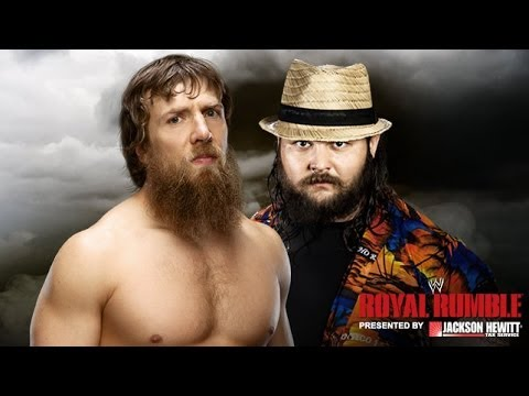 Royal Rumble 2014 : Daniel Bryan vs Bray Wyaat Full Match