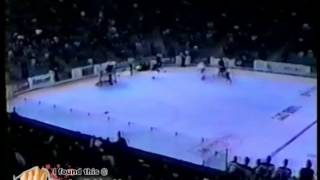 Oct 28, 1994 Tri City Americans vs Saskatoon Blades BRAWL1 WHL