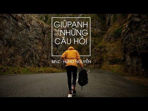 Giúp Anh Trả Lời Những Câu Hỏi - Binz, Hùng Nguyễn (Acoustic Cover) [Lyric Video]