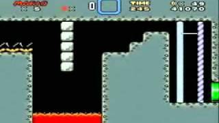 El Mario Mas Dificil De Mundo Part1/2