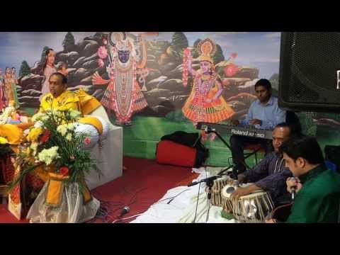 Awesome Shreenathji Bhajan BY PA.PU.GO.108 Shree Dwarkeshlalji Maharajshree