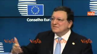 BRUXELLE BARROSO EUROSTAT GARANTIRE INDIPENDENZA DA STATI MEMBRI 24-10-14
