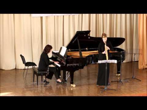 GOLDEN SAXOPHONE 2015. Valentine Michaud. Roberto Marino, »Duo Concert»