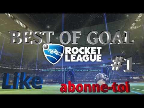 Rocket League BEST OF GOAL#1 by Lepat: MASTERING POTATOE SKILLS
