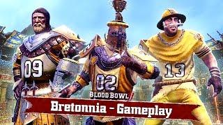 Blood Bowl 2: Bretonnian Jousting - Játékmenet