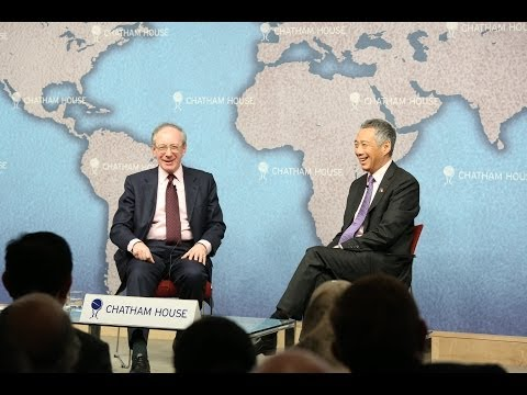 Chatham House Dialogue: Singapore's Perspectives on Asia and Europe