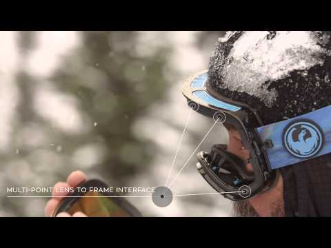 Dragon X2 Snowboard Goggles - 2017 Hunter