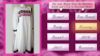New Pakistani Dresses & Latest Fashion In Salwar Kameez
