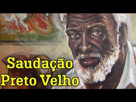 Ponto Saudação à Preto Velho Umbanda (com letra)