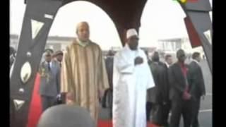 Mali/Maroc: Mohamed VI est arrivé ce mardi 18 février à Bamako pour une visite d'Etat de 05 jours