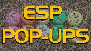Puść film The ESP Pop-Ups Range