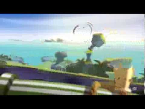 NEW! Angry Birds Go! Cinematic Trailer,
