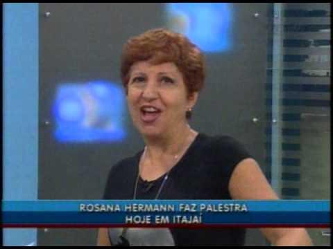 Entrevista com Rosana Hermann