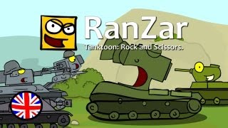 Tanktoon #27 - Kameň a nožnice