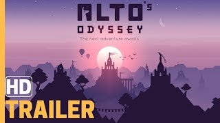 #Official Trailer : Alto's Odyssey 2018