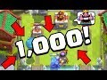 Clash Royale Qualifiers 1 000 Player Tournament for the PEKKA FA ToC Week 6