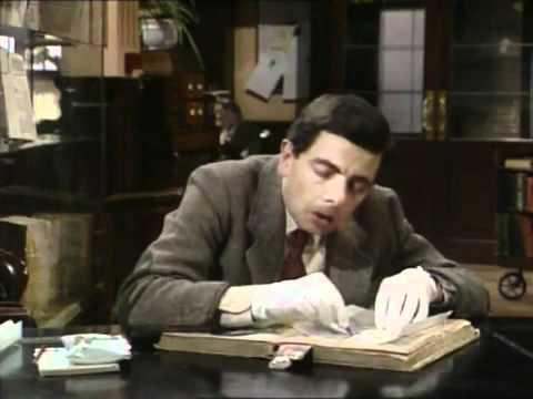 Episode Mr Bean Yang Belum Pernah Ditayangkan Di Stasiun