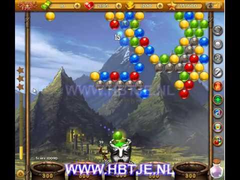 Bubble Epic level 18