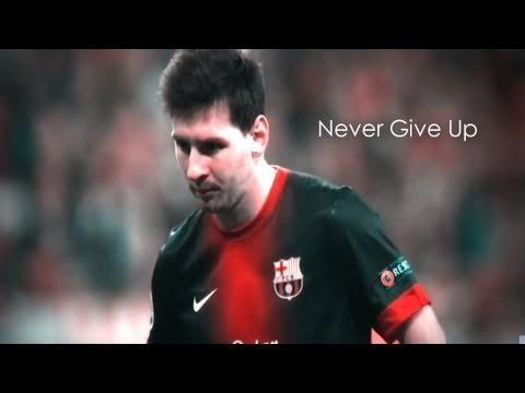 Lionel Messi - Record Breaker - 2013 HD