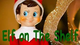 Elf on the Shelf Eats all the Cookies - My kids Were not IMp...