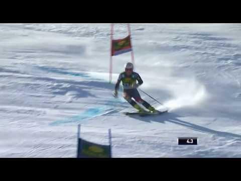 Jitloff 8th - Kranjska Gora GS - U.S. Ski Team