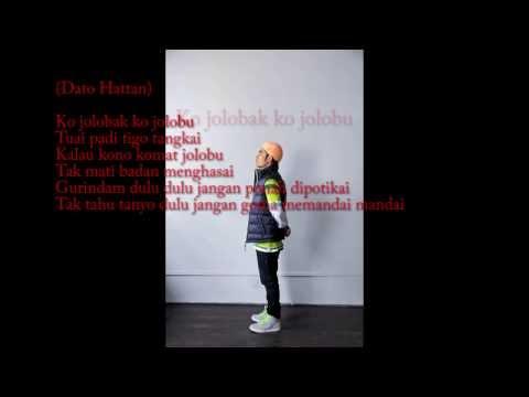 W.A.R.I.S feat. Dato Hattan - Gadis Jolobu [LYRICS]