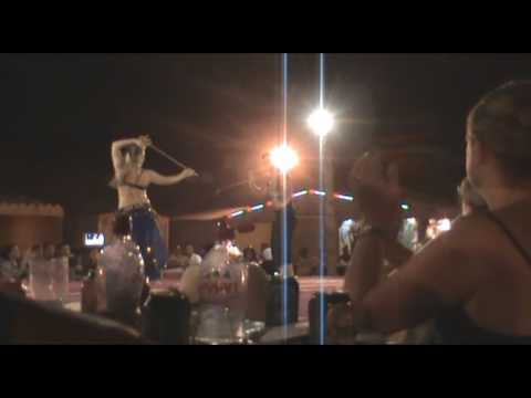 Dubai Desert Safri Belly Dance Part 3/4
