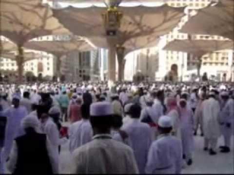 Jannat Mein Ley Ke Jaye Gi- Owais Raza Qadri- Urdu Naat 2012 new
