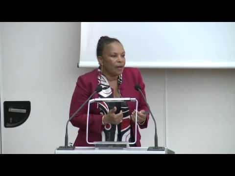 Christiane TAUBIRA, 27 juin 2014
