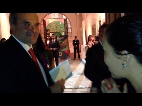 Miguel Relvas novamente VAIADO e INSULTADO em homenagem no Rio de Janeiro