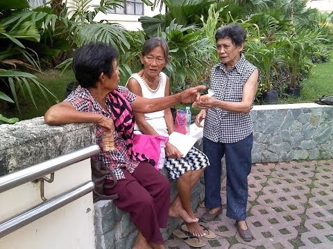 Senior Citizen sa Sugbo makadawat og Financial Assistance