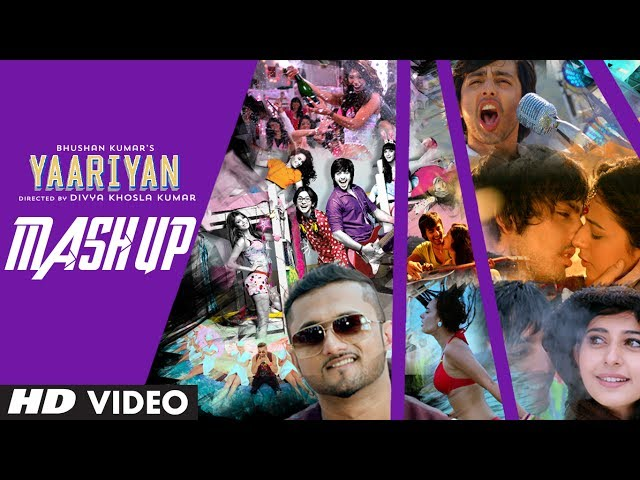Yaariyan Mashup By Kiran Kamath | Himansh Kohli, Rakul Preet | Movie Releasing:10 Jan 2014