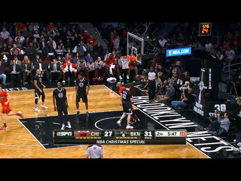 Top 10 Plays of NBA Christmas Day