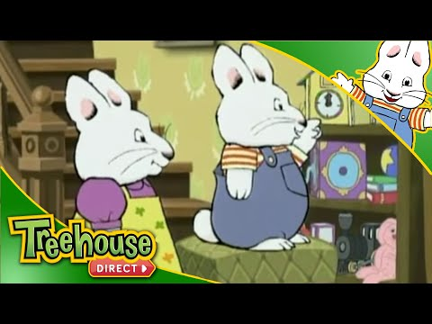 max ruby max cleans up max 39 s cuckoo clock ruby 39 s