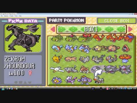 pokemon fusion generation gba download zip