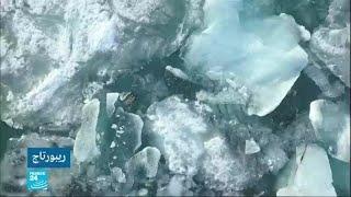 الأنهار الجليدية مهددة بالانقراض في آيسلندا