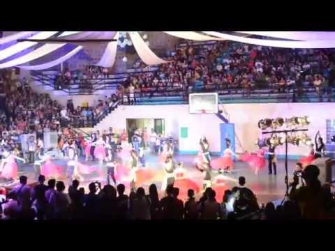 MAGAYON FESTIVAL 2014:POLANGUI ( PONSO NHS ) MAGAYON BAILE