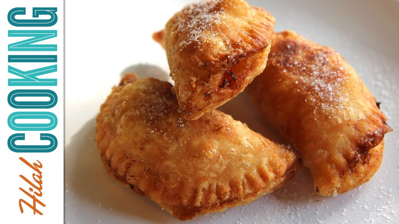 Fried Apple Pies - How to Make Fried Pies! - YouTube